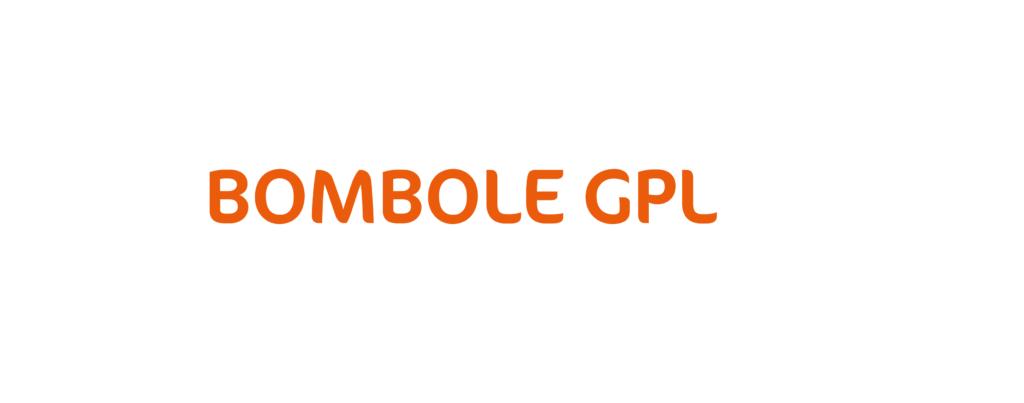 bombole gpl