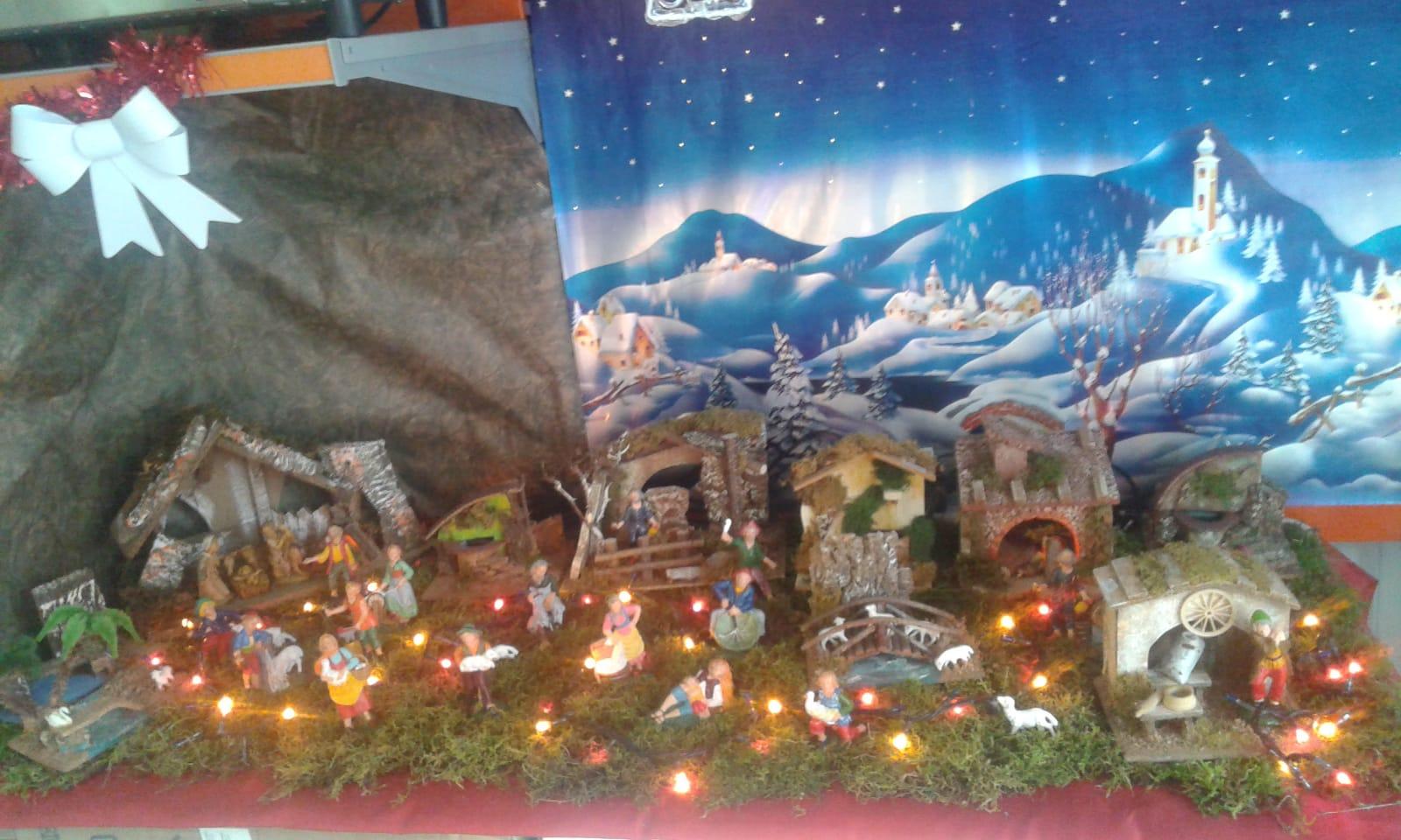 materiale natalizio